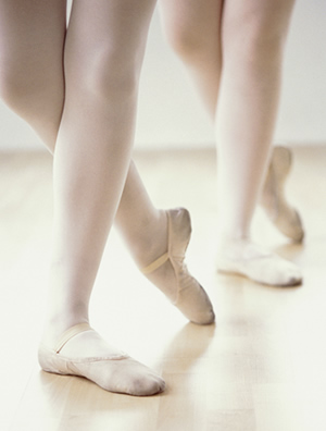 NYC Treatment of Ballet Injuries