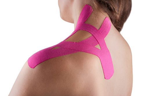 Kinesiology Taping NYC